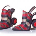Uso de sapatos com salto alto evita as compras compulsivas