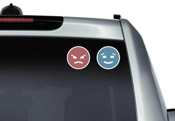 Emoticons para carros