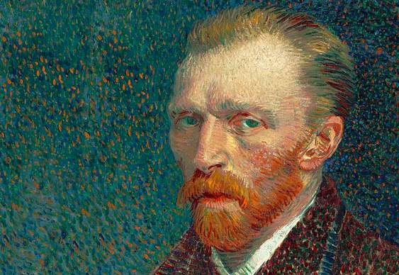 Van Gogh Auto-retrato