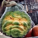 As caretas mais medonhas já feitas nas abóboras de Halloween
