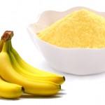 Casca de banana em pó pode ser usada para purificar a água