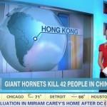 Canal de TV erra feio ao colocar Hong Kong no lugar de São Paulo