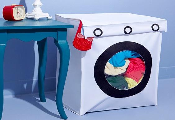 Cesto máquina de lavar