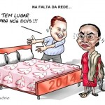 Marina Silva perde rede e cai na cama política de Eduardo Campos