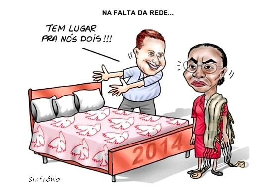 Charge Marina no PSB
