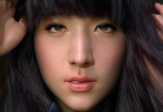 Arte digital realista