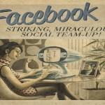 Facebook sai de moda e rapaziada se muda para o Twitter e Instagram
