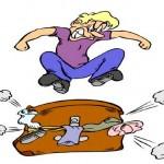 No Stress! Como arrumar a mala de viagens sem bagunçar a roupa