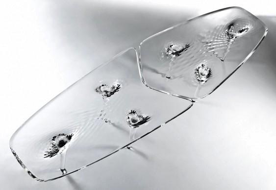 Liquid Glacial Table