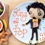 Blogueira ficou famosa apenas ensinando a decorar pratos infantis
