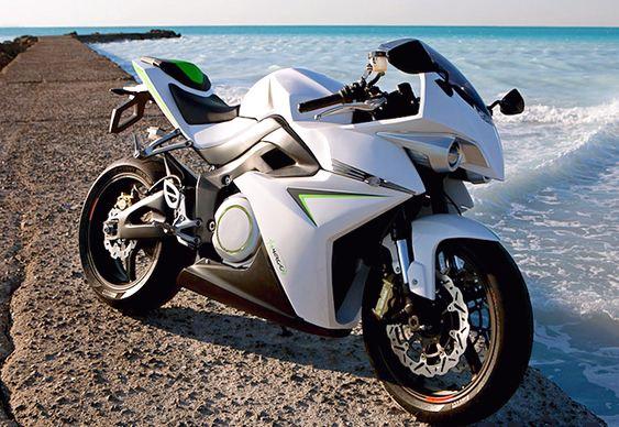 Motocicleta Elétrica CRP Energica Ego
