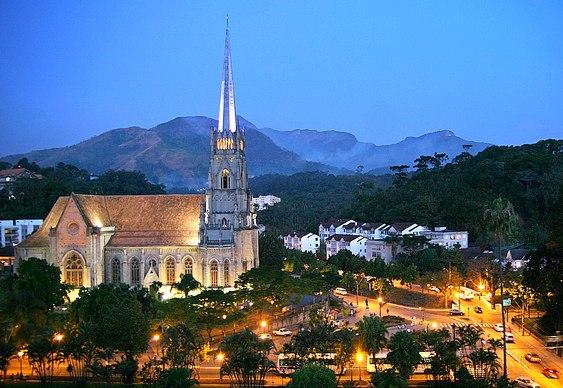 Petrópolis - região serrana - Rio de Janeiro