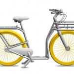 Pibal bikenete: a bike que é meio bicicleta e meio patinete