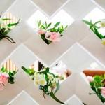 ECOrtina: a cortina ecológica com flores vivas e plantas decorativas