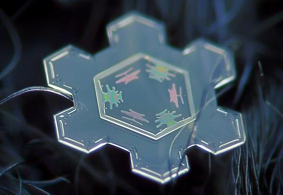Hexágonos de Gelo