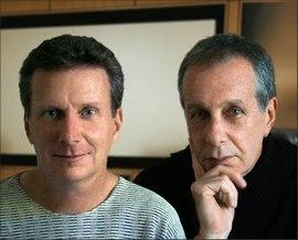 Marcos Eduardo Machado e Paulo Maurício Machado