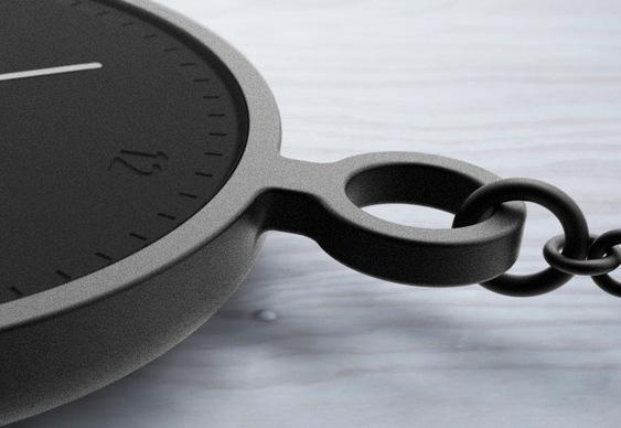 Relógio de Bolso Design