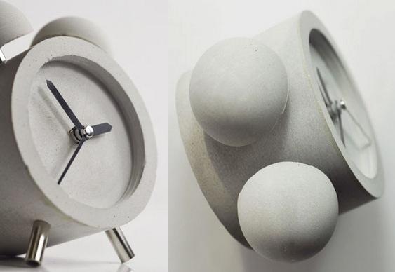 Relógio feito em casa