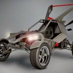 SkyRunner ParaJet – o mais recente buggy para voar de paraglider