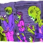 Geração 'walking dead' infectada pelas novas tecnologias alienantes