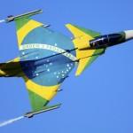 Caças suecos Gripen são considerados ideais na defesa do pré-sal