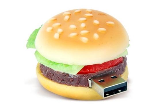 Hamburger faz mal ao cérebro