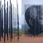Memorial Nelson 'Madiba' Mandela comemora a luta pela liberdade