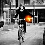 Manoplas BlinkerGrips para bicicletas com setas pisca-pisca de LEDs