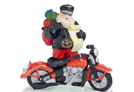 Papai Noel Motoqueiro
