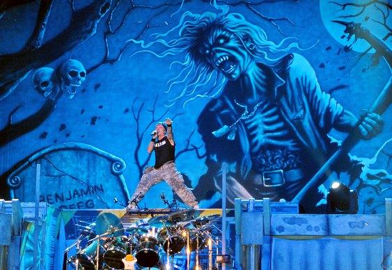 Mais shows da banda de rock