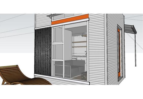 Móveis para casa compacta