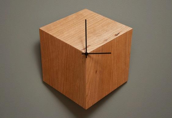 Relógio de parede ilusão de ótica