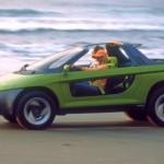Buggy Conceito Pontiac Stinger 1989 hoje seria um clássico