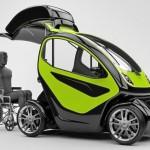 EQUAL – o primeiro carro conceito 100% adaptado para cadeirantes