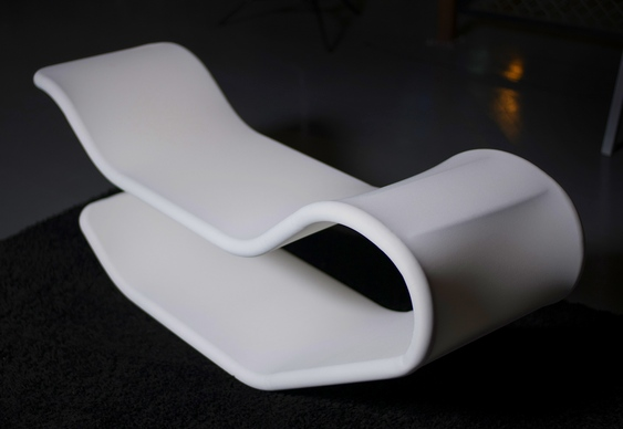 Duality in Use - Lounge Chair