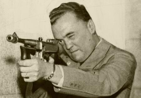 Gângster fundador do FBI