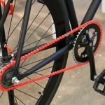Moda & Estilo: as bicicletas de luxo com correntes vermelhas
