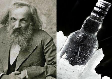 Quem inventou a vodka?
