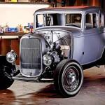 Ford Coupe 1932, ícone maior dos hot rods, voltará a ser produzido