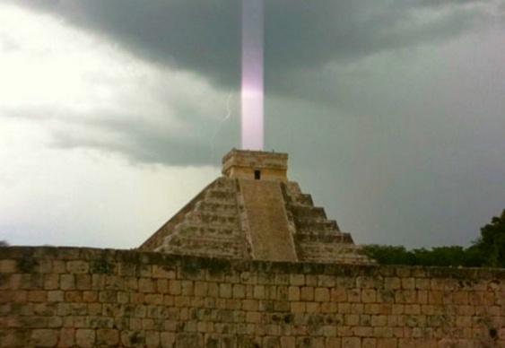 Energia das Pirâmides