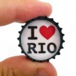 Rio de Janeiro é a primeira cidade a reciclar tampinhas de metal