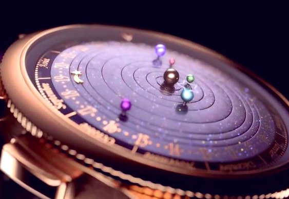 Midnight Planétarium Van Cleef & Arpels
