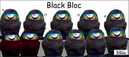 Charge Bessinha Rede Globo manipulação