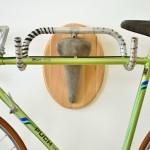 Ganhe seu troféu de caça em safari por ferro-velhos de bicicletas