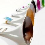 Amplificadores de som para celulares inspirados em gramofones