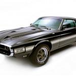 Raridade: Mustang Shelby GT500 1969 empoeirado vai a leilão