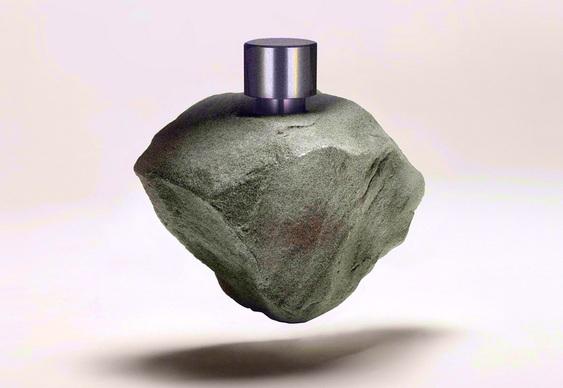 Frasco de pedra