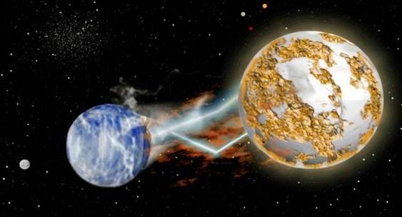 Sonda espacial em busca do planeta Nibiru
