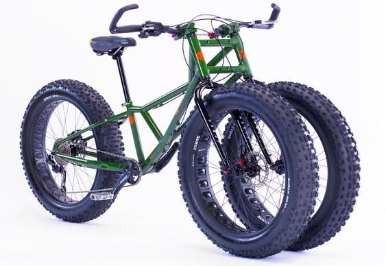 Bike Juggernaut