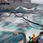 Água do mar vira combustível e gasolina sai do ar que respiramos